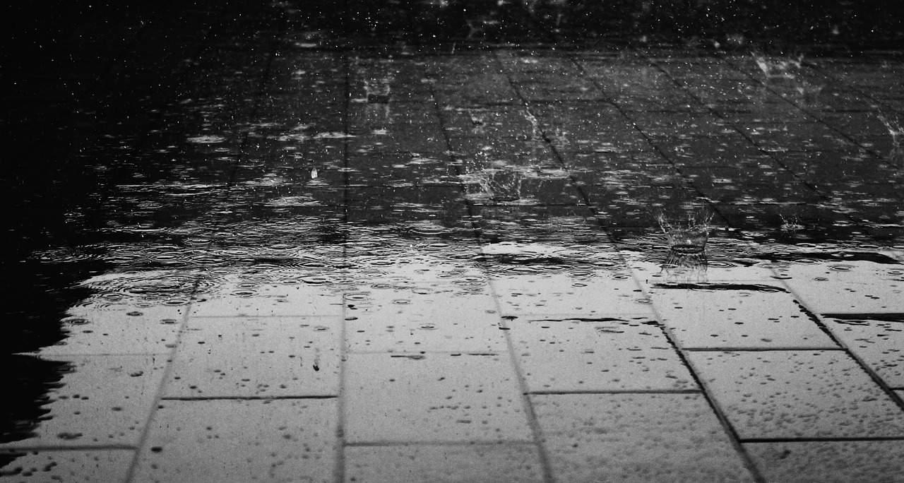 6 อย่างที่หายากฝุดๆใน ปักกิ่ง ฝนตก